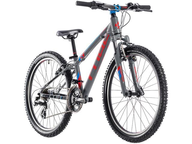 Cube Kid 240 Børnecykel grå (2019) | City-cykler